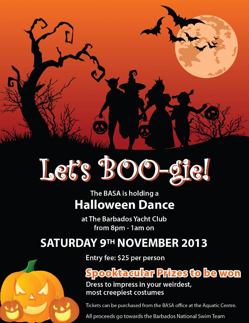 BASA halloween dance