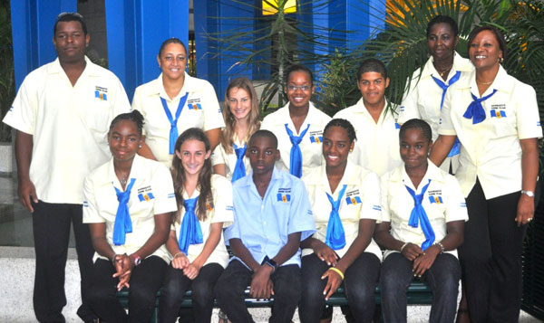 CENTRAL AMERICAN & CARIBBEAN SWIMMING CHAMPIONSHIPS 2011