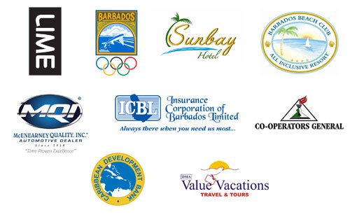 CARIFTA swimming 2011 sponsors