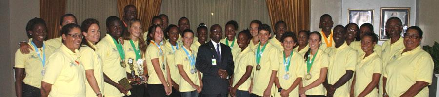 CARIFTA 2013 Results!