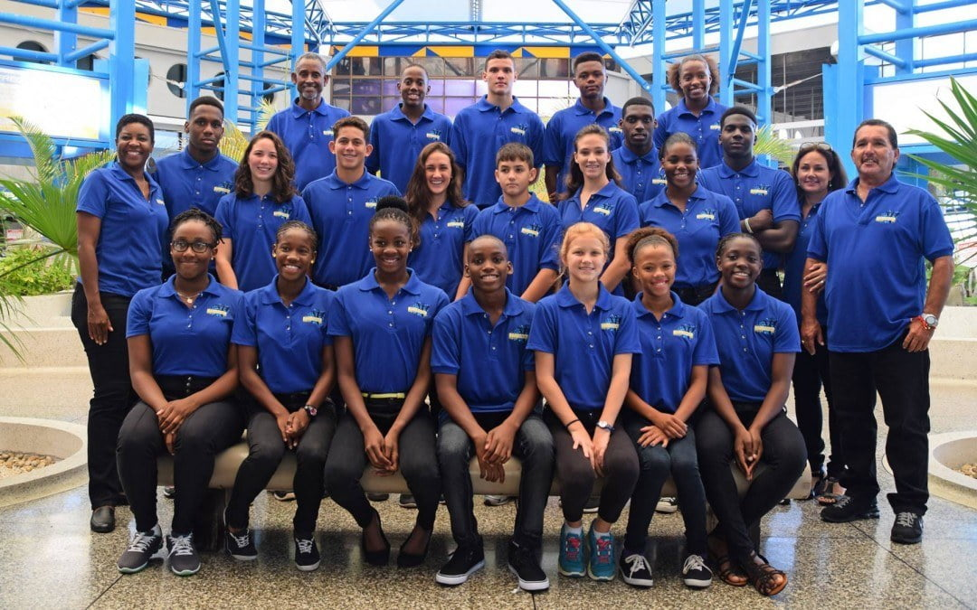 Barbados Hauls 44 Swimming Medals at Carifta 2016