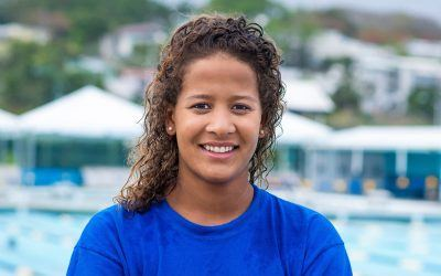 Meet Barbados' 2016 Olympic Swimmers – Lani Cabrera