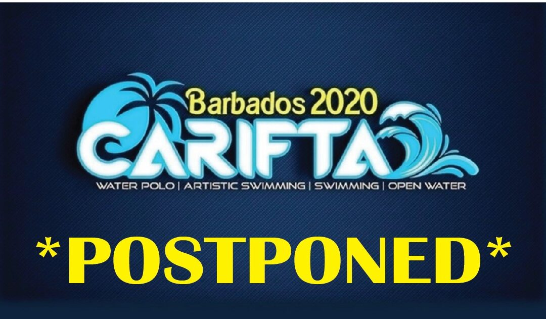 Carifta Aquatics Postponed